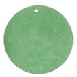 AVENTURINE - LARGE ROUND GEMSTONE PENDANT 50 MM!!
